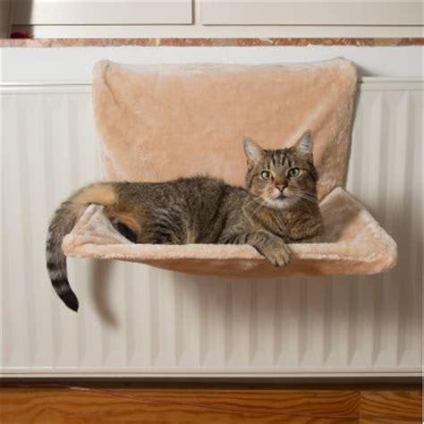 hamac pour chat radiateur yumi hamac de radiateur pour chat zooplus