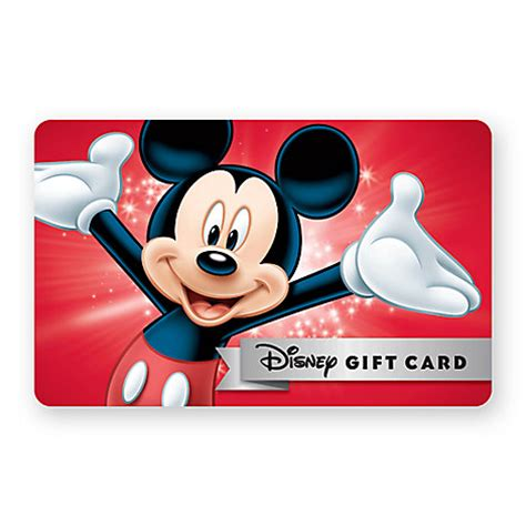 World Gift Card - disney gift card egift disney store
