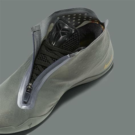 nike zipper sneakers nike 11 alt grey release date 880463 079 sole collector