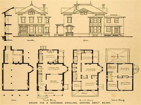 authentic victorian house plans vintage victorian house plans authentic vintage house