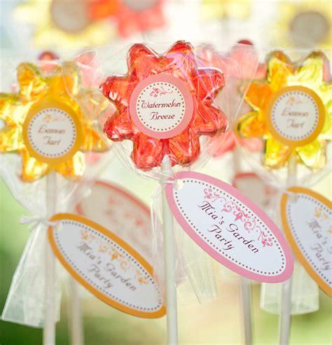 Jewish Decorations Home diy lollipop favors evermine blog