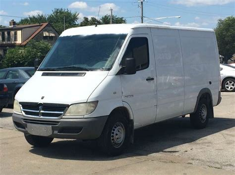 dodge sprinter cargo for sale 2006 dodge sprinter cargo for sale in des moines ia