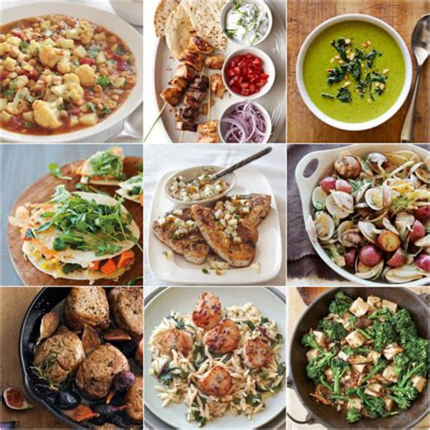 10 dinners to make at home the cookie rookie 174 30 days 30 ways make dinner at home williams sonoma taste