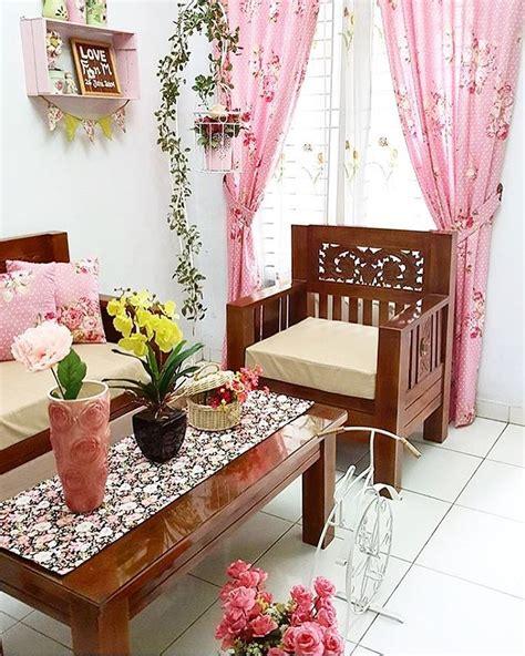 Sofa Ruang Tamu Rumah Minimalis 30 desain ruang tamu shabby chic minimalis cantik terbaru