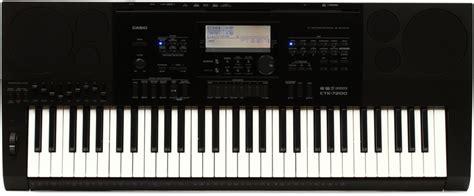 Keyboard Casio Ctk7200 Casio Ctk 7200 Stand Tas 1 casio ctk 7200 61 key portable arranger sweetwater