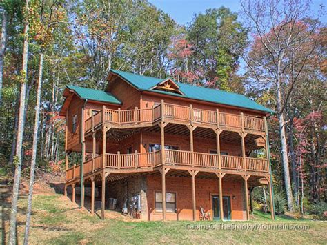 Gatlinburg Cabin Majestic Peaks 5 Cabin Majestic Views 4 Bedroom Sleeps 12 Bunk Beds