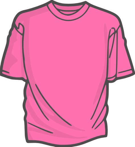 blank t shirt clip at clker vector clip
