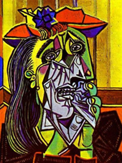 picasso emotion paintings and acting used to help those with autism understand