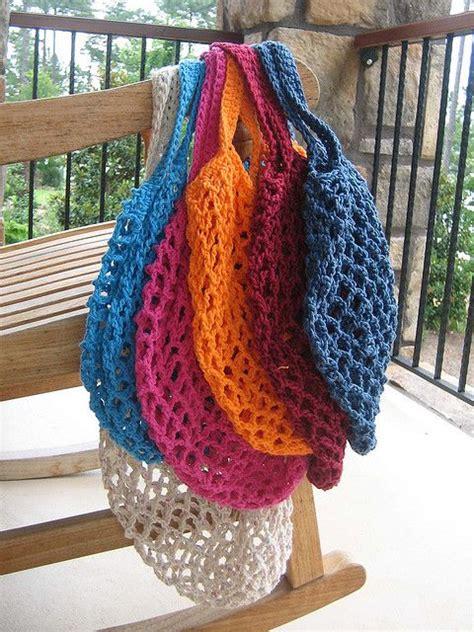 Kleine Sachen Stricken by Crochet Grocery Bag Free Pattern Kleine Sachen H 228 Keln