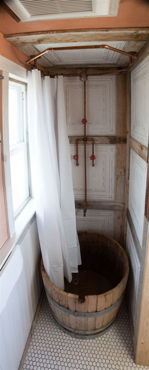 tiny house with bathroom best 25 tiny house shower ideas on pinterest tiny bathrooms tumbleweed homes and