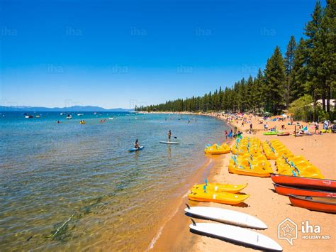 south lake tahoe rentals for your vacations with iha direct