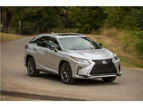 Lexus Hybrid Msrp 2016 Lexus Rx Hybrid Autos Post