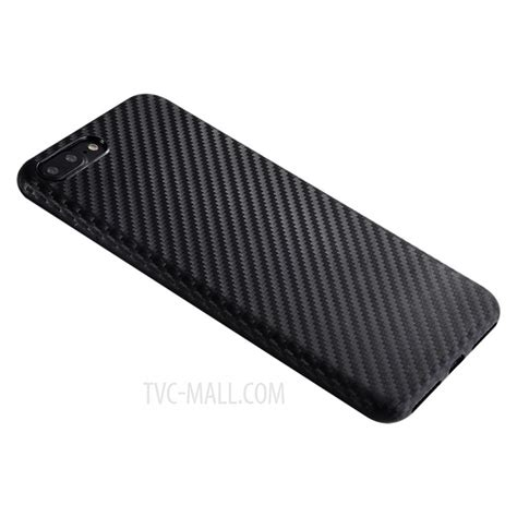 Softcase Ipaky Carbon Fiber Iphone 7 4 7 Rubber Capsule 4 7 sulada carbon fiber texture cell phone tpu for