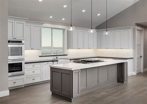 get the most out of l shaped kitchen layout homes