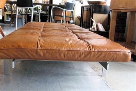 leather day bed leather daybed amazoncom baxton studio risom modern u0026 platform base faux leather