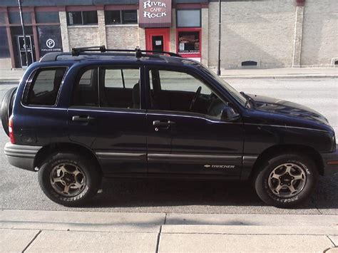 chevrolet tracker 2001 2001 chevrolet tracker exterior pictures cargurus