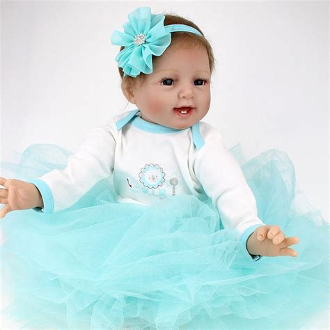 Handmade Dolls For Babies - handmade reborn baby doll realistic silicone vinyl