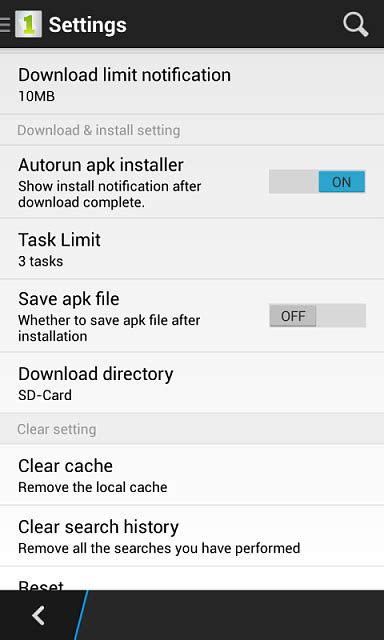 how to delete apk files after installation downloaded through 1mobile blackberry forums at - How To Delete Apk Files