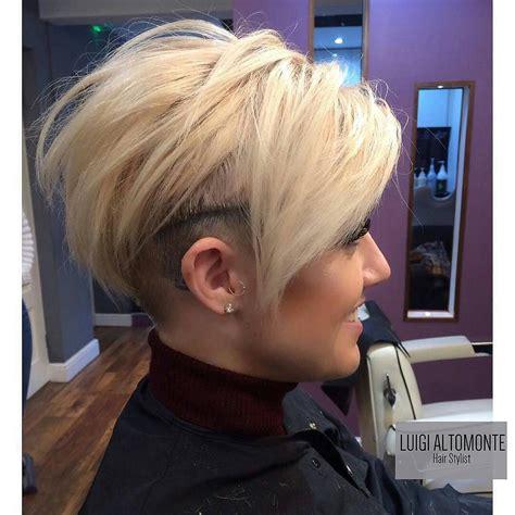 Des Coupes De Cheveux Pour Femme by 10 Edgy Coupes De Cheveux Pour Les Femmes Votre Coiffure