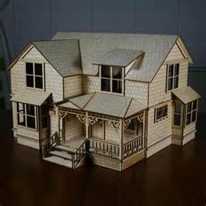 crockett dollhouse kit 1 2 scale