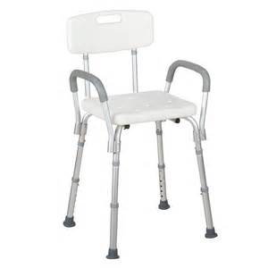 shower bath chair adjustable bench stool seat w