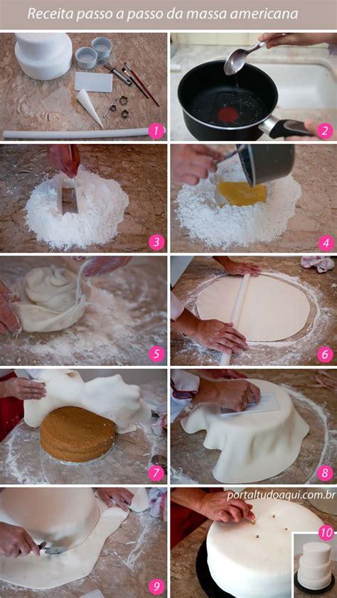 como decorar um bolo pasta americana receita de bolo decorado pasta americana passo a