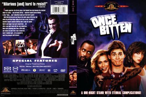 Once Bitten once bitten dvd scanned covers 211once bitten