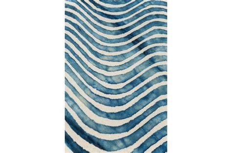 Table Et Chaise Pas Cher 2868 by Tapis La Ola Bleu 170x240cm Tapis Design Pas Cher