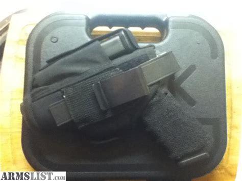 Holster Glock 17 Pobus armslist for sale glock 17 4 custom stipling black hawk holster all accessories plus ammo