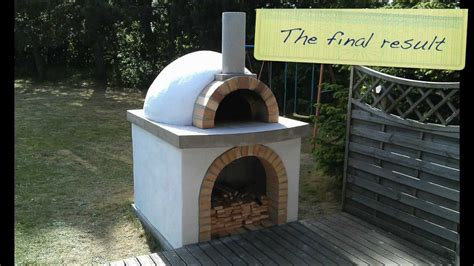 build  pizza oven youtube