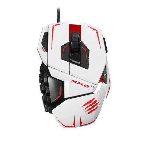 Pc Mcz Mous9 Mouse Gloss Black mad catz announces new tournament edition pc gaming