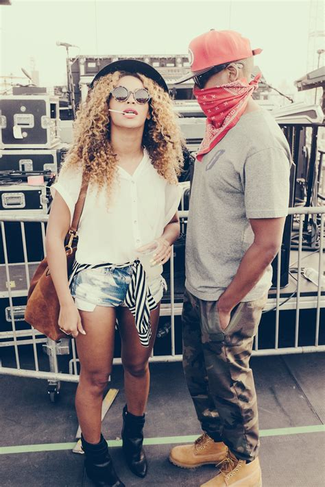 missinfo tv 187 beyonc 233 shares photos from coachella 2014