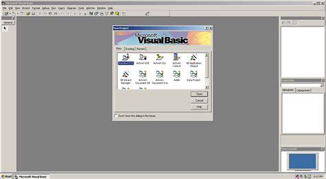Microsoft Visual Basic 6 0 Winworld Microsoft Visual Basic 6 0