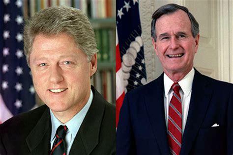 Bush Vs Clinton by Us Presidential Elections