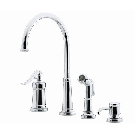 4 kitchen faucet sets