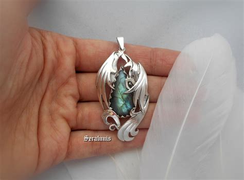 Handmade Silver Pendants - one more handmade sterling silver pendant by