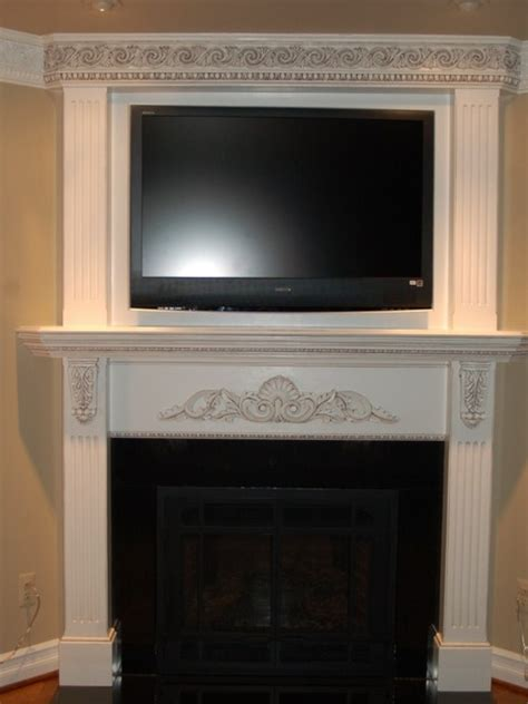 Black Fireplace Surround white fireplace surround glazed black