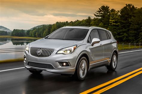 2017 buick envision first drive review motor trend