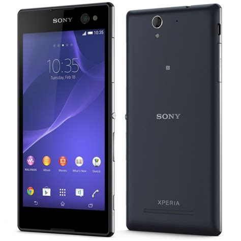 Dompet Sony Xperia C3 Sony Xperia C3 Specs Specifications Features