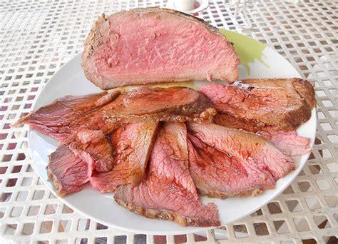 come cucinare il roast beef in padella ricetta roast beef in padella