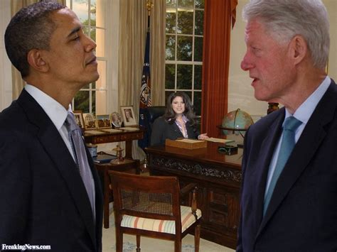 When Did Clinton Take Office by Presidents Obama And Clinton Pictures Freaking News