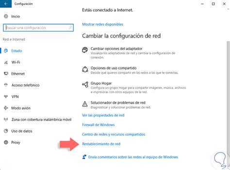 tutorial en linea de windows 10 c 243 mo arreglar conexi 243 n red internet y wifi windows 10 8
