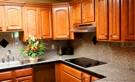 pictures kitchens traditional medium wood kitchens cherry color page