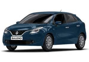 cost of new cars maruti baleno price in india review pics specs