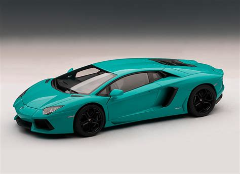 Lamborghini Model Cars Lamborghini Aventador Lp700 4 Diecast Model Car By Autoart
