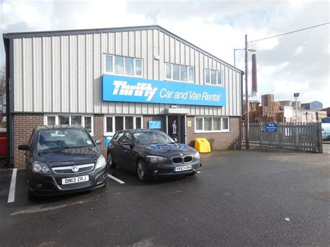 Thrifty Car Types Uk thrifty car and opens bolton branch fleet industry news