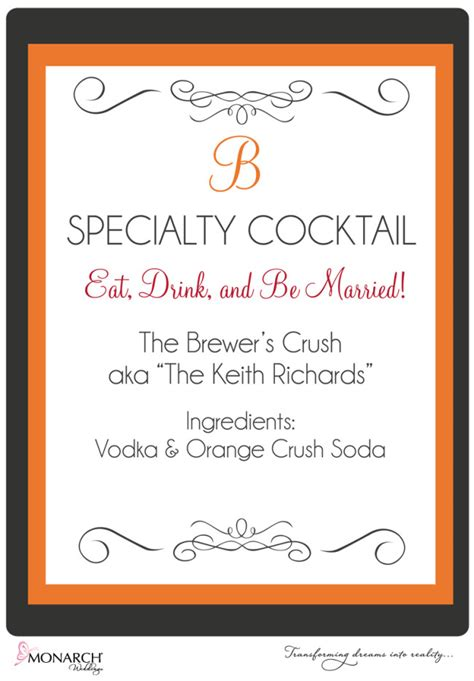orange and gray wedding at admiral kidd by monarch