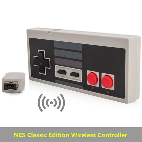 nintendo entertainment system nes classic edition controller new and boxed 163 29 99 picclick uk rechargable wireless controller for nintendo nes classic edition alex nld