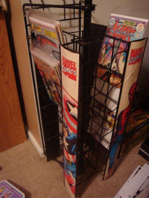 Comic Book Rack by Comic Books Superunderdoggie Comvintage Toys And Nostalgia