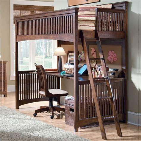 Tempat Tidur Plus Meja Belajar tempat tidur anak minimalis dengan meja belajar